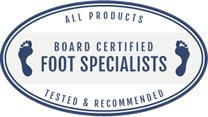 Foot Supply Store Seal of Approval
